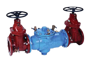 back flow preventer