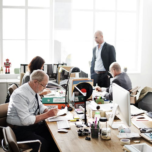Messy Office: Preventing Office Fires...It's Your Job!