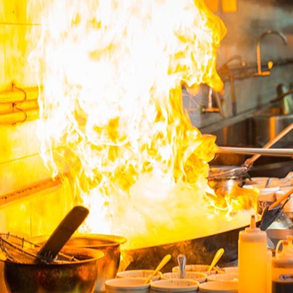 fcs restaurant fire